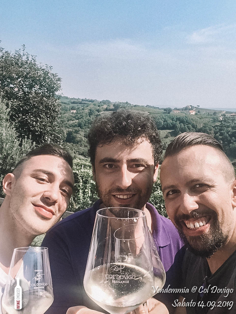 foto Evento Wine Embassy – Vendemmia @ Col Dovigo 14.09.2019 44