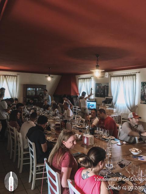 foto Evento Wine Embassy – Vendemmia @ Col Dovigo 14.09.2019 46