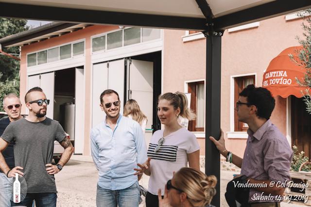 foto Evento Wine Embassy – Vendemmia @ Col Dovigo 14.09.2019 61