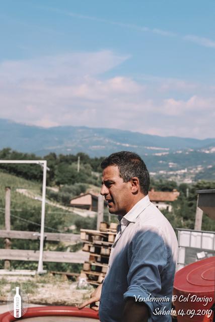 foto Evento Wine Embassy – Vendemmia @ Col Dovigo 14.09.2019 9