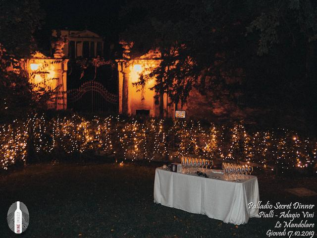 foto Evento Wine Embassy – Palladio Secret Dinner@Cappella Di Villa La Rotonda 17.10.2019 10