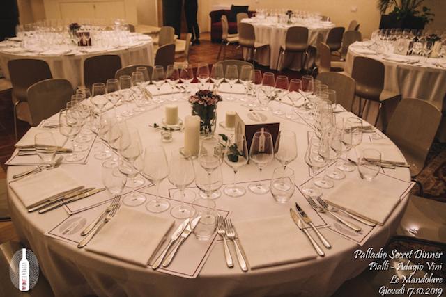 foto Evento Wine Embassy – Palladio Secret Dinner@Cappella Di Villa La Rotonda 17.10.2019 11