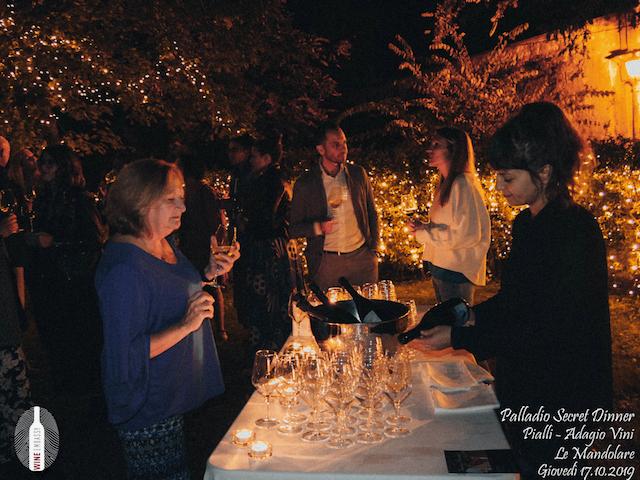 foto Evento Wine Embassy – Palladio Secret Dinner@Cappella Di Villa La Rotonda 17.10.2019 15