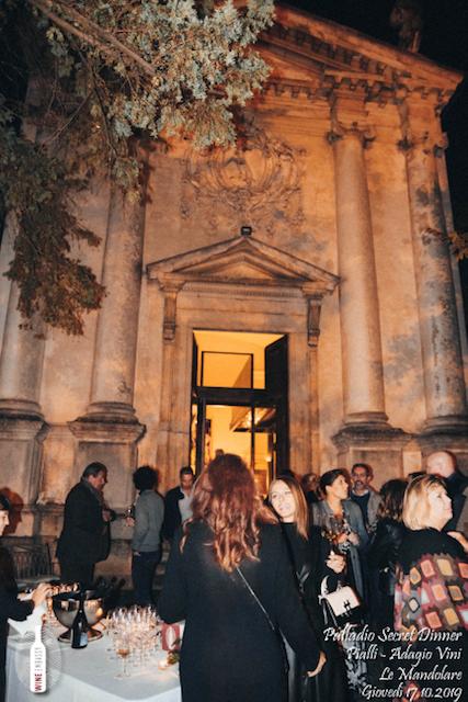 foto Evento Wine Embassy – Palladio Secret Dinner@Cappella Di Villa La Rotonda 17.10.2019 16