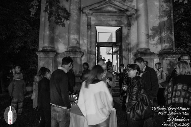 foto Evento Wine Embassy – Palladio Secret Dinner@Cappella Di Villa La Rotonda 17.10.2019 17