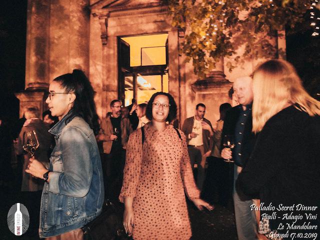 foto Evento Wine Embassy – Palladio Secret Dinner@Cappella Di Villa La Rotonda 17.10.2019 19
