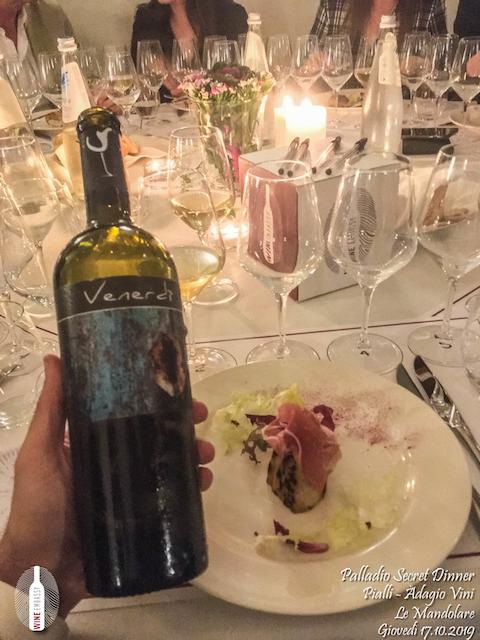 foto Evento Wine Embassy – Palladio Secret Dinner@Cappella Di Villa La Rotonda 17.10.2019 2