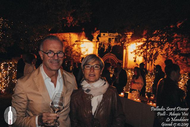 foto Evento Wine Embassy – Palladio Secret Dinner@Cappella Di Villa La Rotonda 17.10.2019 20