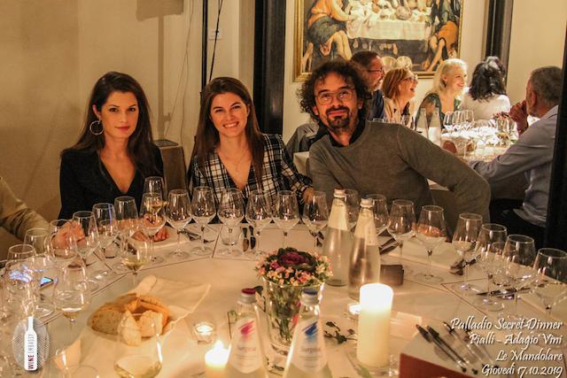 foto Evento Wine Embassy – Palladio Secret Dinner@Cappella Di Villa La Rotonda 17.10.2019 21