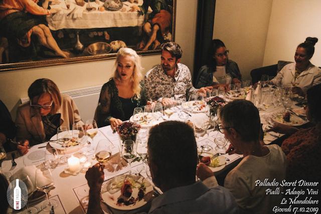 foto Evento Wine Embassy – Palladio Secret Dinner@Cappella Di Villa La Rotonda 17.10.2019 23