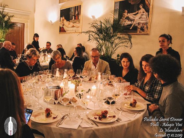 foto Evento Wine Embassy – Palladio Secret Dinner@Cappella Di Villa La Rotonda 17.10.2019 24