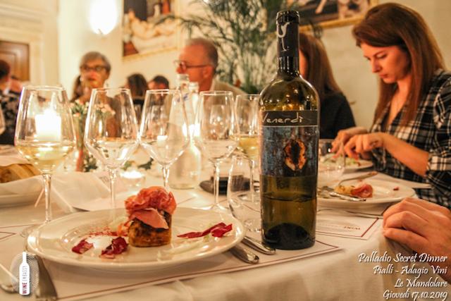 foto Evento Wine Embassy – Palladio Secret Dinner@Cappella Di Villa La Rotonda 17.10.2019 25