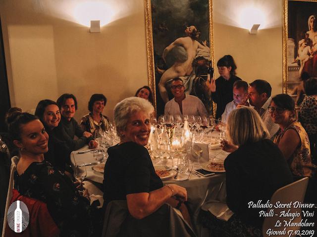 foto Evento Wine Embassy – Palladio Secret Dinner@Cappella Di Villa La Rotonda 17.10.2019 26