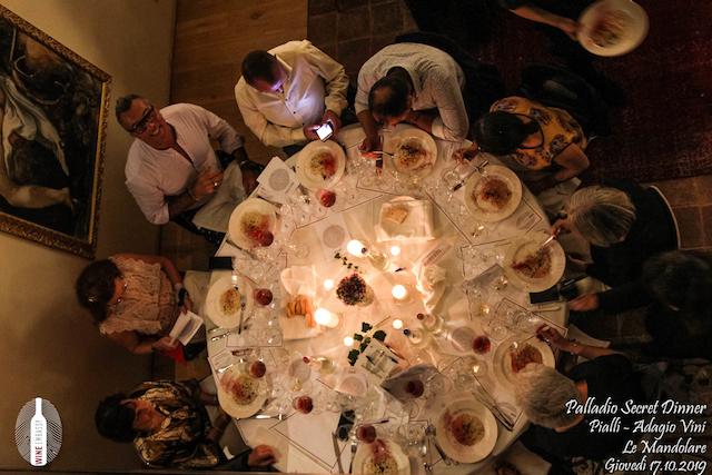 foto Evento Wine Embassy – Palladio Secret Dinner@Cappella Di Villa La Rotonda 17.10.2019 27