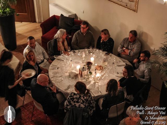 foto Evento Wine Embassy – Palladio Secret Dinner@Cappella Di Villa La Rotonda 17.10.2019 28