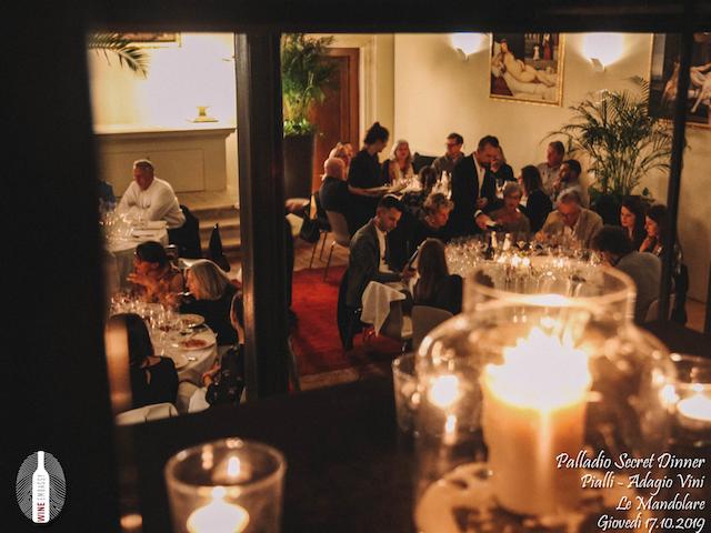 foto Evento Wine Embassy – Palladio Secret Dinner@Cappella Di Villa La Rotonda 17.10.2019 29