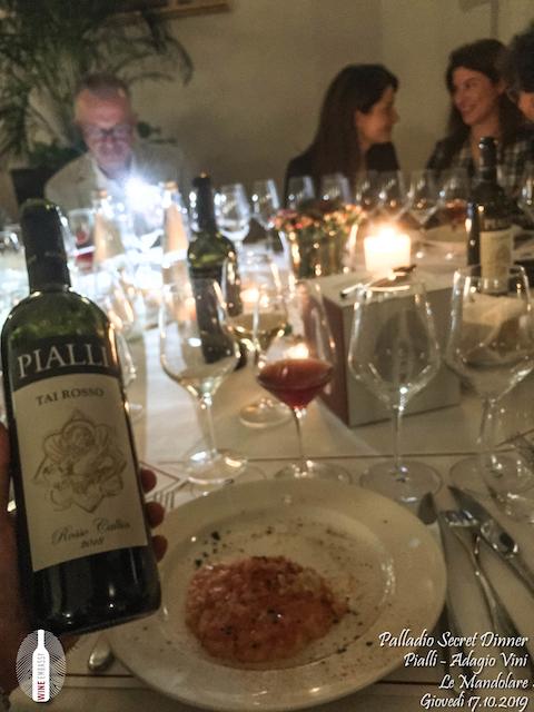 foto Evento Wine Embassy – Palladio Secret Dinner@Cappella Di Villa La Rotonda 17.10.2019 3
