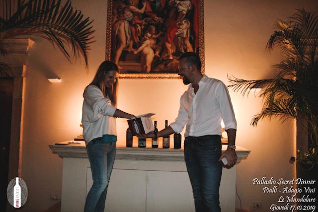 foto Evento Wine Embassy – Palladio Secret Dinner@Cappella Di Villa La Rotonda 17.10.2019 32