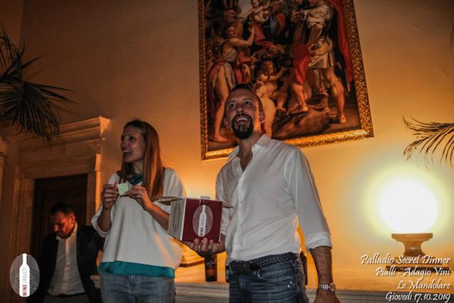 foto Evento Wine Embassy – Palladio Secret Dinner@Cappella Di Villa La Rotonda 17.10.2019 33