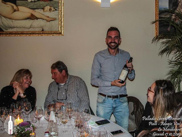 foto Evento Wine Embassy – Palladio Secret Dinner@Cappella Di Villa La Rotonda 17.10.2019 36