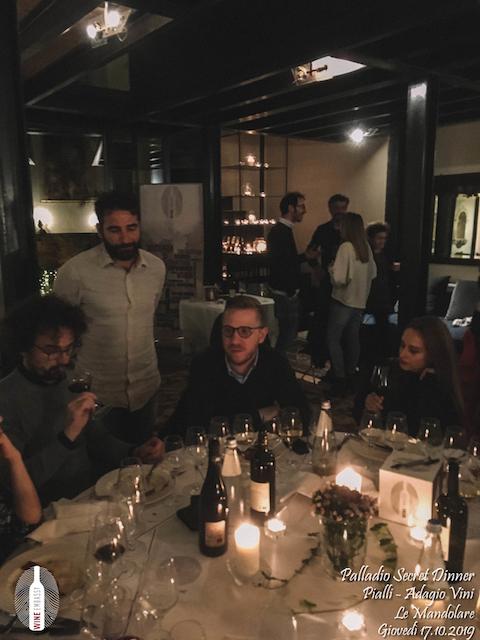 foto Evento Wine Embassy – Palladio Secret Dinner@Cappella Di Villa La Rotonda 17.10.2019 5