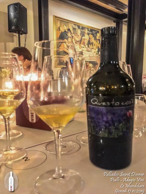 foto Evento Wine Embassy – Palladio Secret Dinner@Cappella Di Villa La Rotonda 17.10.2019 6
