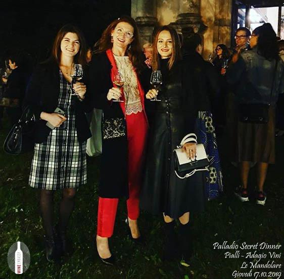 foto Evento Wine Embassy – Palladio Secret Dinner@Cappella Di Villa La Rotonda 17.10.2019 7