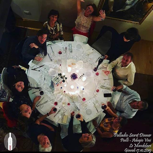 foto Evento Wine Embassy – Palladio Secret Dinner@Cappella Di Villa La Rotonda 17.10.2019 8