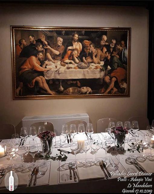 foto Evento Wine Embassy – Palladio Secret Dinner@Cappella Di Villa La Rotonda 17.10.2019 9