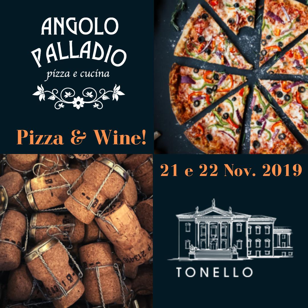 POST Pizza & Wine!