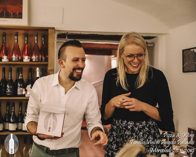 foto Evento Wine Embassy – foto Evento Wine Embassy – Pizza e Vino con Tonello Wines 20.11.2019 – 21