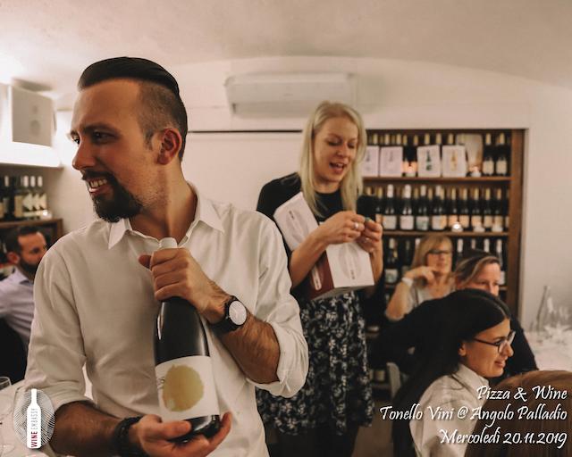 foto Evento Wine Embassy – foto Evento Wine Embassy – Pizza e Vino con Tonello Wines 20.11.2019 – 29