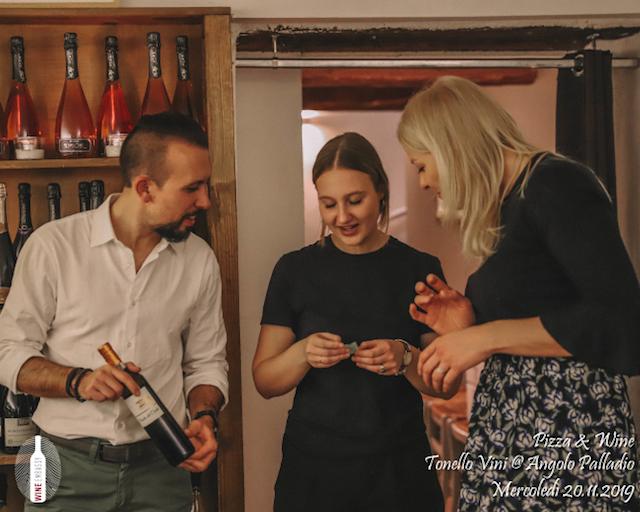 foto Evento Wine Embassy – foto Evento Wine Embassy – Pizza e Vino con Tonello Wines 20.11.2019 – 31