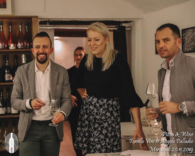 foto Evento Wine Embassy – foto Evento Wine Embassy – Pizza e Vino con Tonello Wines 20.11.2019 – 8