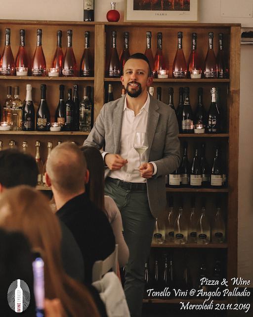 foto Evento Wine Embassy – foto Evento Wine Embassy – Pizza e Vino con Tonello Wines 20.11.2019 – 9