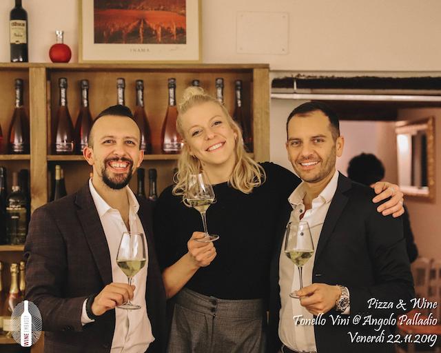 foto Evento Wine Embassy – foto Evento Wine Embassy – Pizza e Vino con Tonello Wines 22.11.2019 – 2