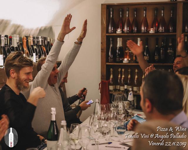 foto Evento Wine Embassy – foto Evento Wine Embassy – Pizza e Vino con Tonello Wines 22.11.2019 – 28