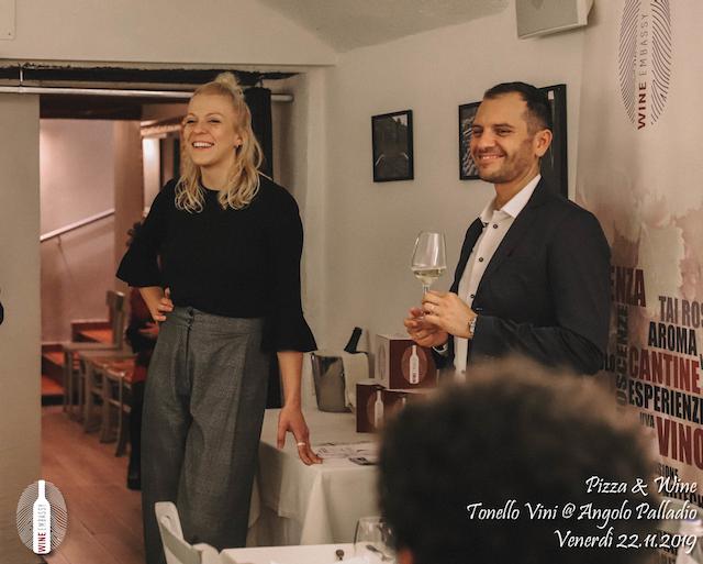 foto Evento Wine Embassy – foto Evento Wine Embassy – Pizza e Vino con Tonello Wines 22.11.2019 – 9