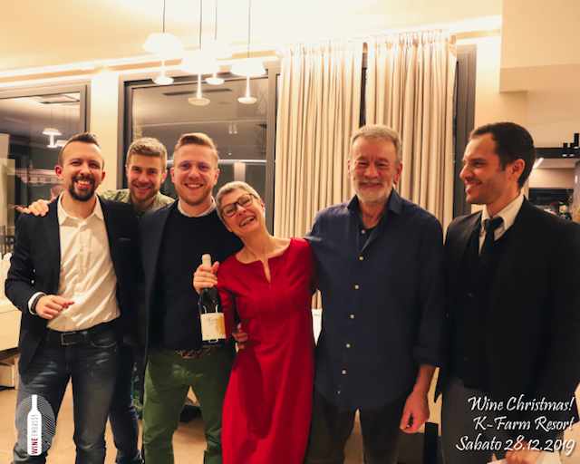 foto Evento Wine Embassy – Wine Christmas @ K-Farm 28.12.2019 – 132