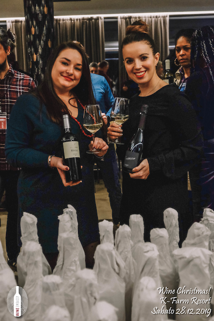 foto Evento Wine Embassy – Wine Christmas @ K-Farm 28.12.2019 – 31