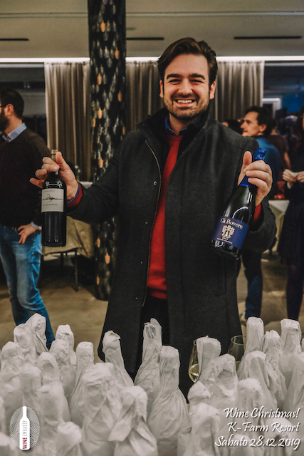 foto Evento Wine Embassy – Wine Christmas @ K-Farm 28.12.2019 – 44