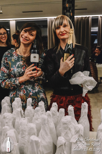 foto Evento Wine Embassy – Wine Christmas @ K-Farm 28.12.2019 – 56