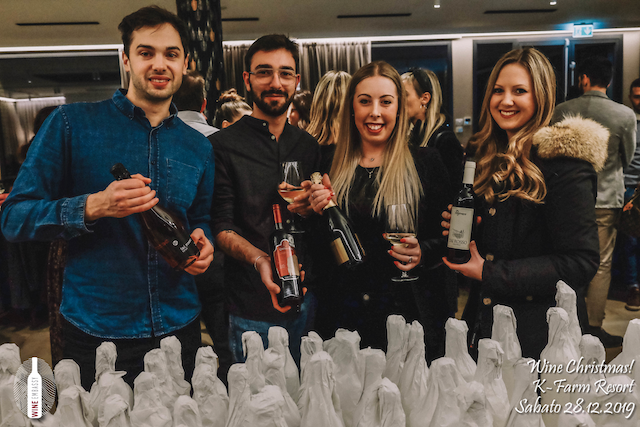 foto Evento Wine Embassy – Wine Christmas @ K-Farm 28.12.2019 – 64