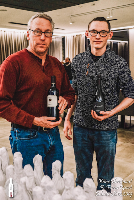 foto Evento Wine Embassy – Wine Christmas @ K-Farm 28.12.2019 – 8