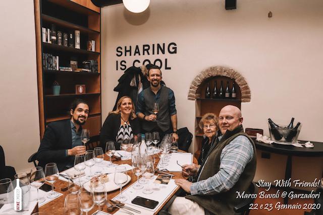 foto Evento Wine Embassy – Buvoli@Garzadori 22:23.01.2020 – 27