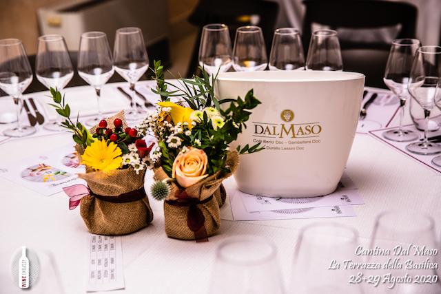 foto Evento Wine Embassy – Dal Maso @ Basilica Palladiana Vicenza – Agosto 2020 – 1
