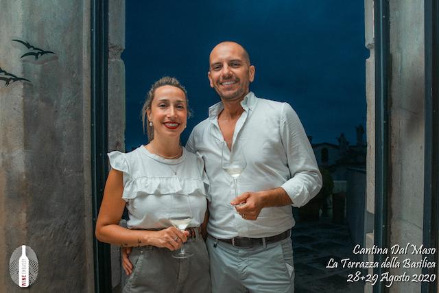 foto Evento Wine Embassy – Dal Maso @ Basilica Palladiana Vicenza – Agosto 2020 – 10