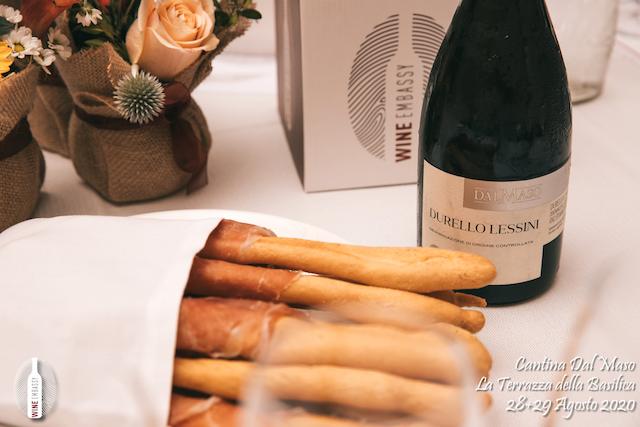 foto Evento Wine Embassy – Dal Maso @ Basilica Palladiana Vicenza – Agosto 2020 – 11