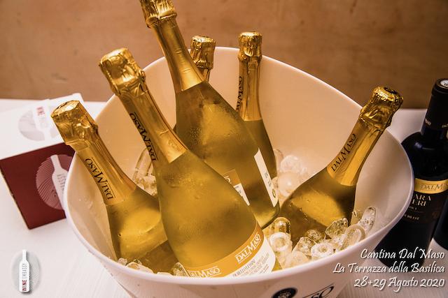 foto Evento Wine Embassy – Dal Maso @ Basilica Palladiana Vicenza – Agosto 2020 – 12
