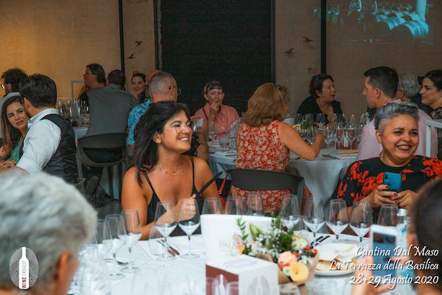 foto Evento Wine Embassy – Dal Maso @ Basilica Palladiana Vicenza – Agosto 2020 – 14